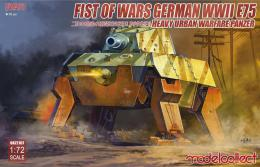 MODELCOLLECT 1/72 Fist of Wars German WWII E75