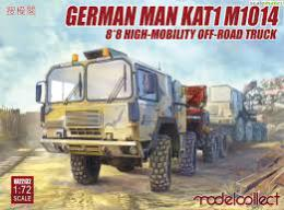 MODELCOLLECT 1/72 German MAN KAT1 M1014