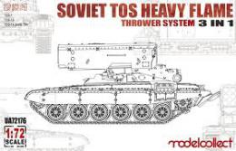 MODELCOLLECT 1/72 TOS Heavy Flame Thrower 3-1
