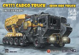 MENG Scifi The Wandering Earth CN373 Cargo Truck-Iron Ore Truck