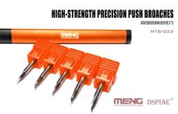 MENG MTS-033 High-strenght Precision Push Broaches