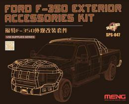 MENG 1/35  Ford F-350 Exterior Accessories kit