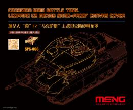 MENG 1/35  Leopard C2 MEXAS Sand-Proof Canvas