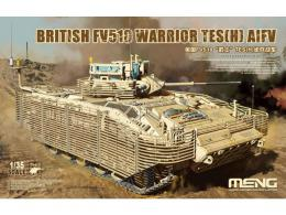 MENG 1/35 British FV510 Warrior TES(H) AIFV