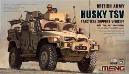 MENG 1/35 British Husky TSV Tactical Support
