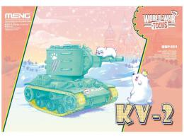 MENG WWP-004s World-War Toons KV-2