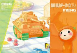 MENG WWP-007s Panther - Cartoon Tank w/resin