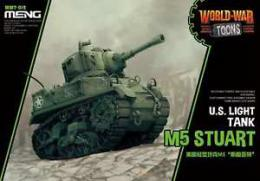 Meng WWT-012 World War Toons M5 Stuart