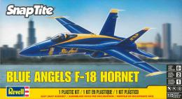 MONOGRAM 1/72 F-18 Blue Angels Snaptite kit