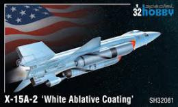 SPECIAL HOBBY 1/32 X-15A-2 White Ablative Coating