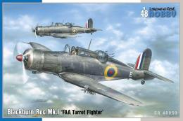 SPECIAL HOBBY 1/48 Blackburn Roc Mk.I FAA Turret Fighter