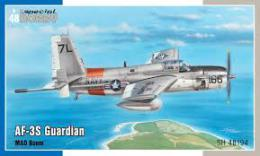 SPECIAL HOBBY 1/48 AF-3S Guardian MAD Boom (4x camo)