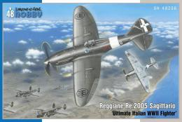 SPECIAL HOBBY 1/48 Re.2005 Saggitario ITAian Fighter WWII