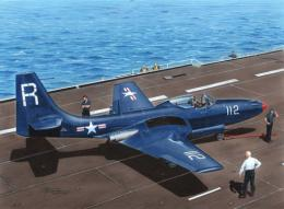 SPECIAL HOBBY 1/72 FH-1 Phantom First US NAVY Jet Fighter