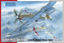 SPECIAL HOBBY 1/72 BV 155B Luftwaffe 46 High Altitude Fighter