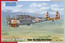 SPECIAL HOBBY 1/72 Breguet Br.695AB.2 Under the Vichy Government
