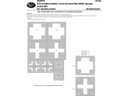 NEW WARE 1/48 Mask He 111 H-20 National INSIGNIA for ICM Pt.2