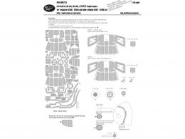 NEW WARE 1/48 Mask H-34/CH-34/HH-34J/UH-34D EXPERT for TRU