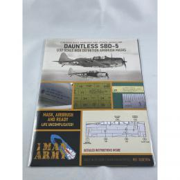 1MAN ARMY 1/32 32DET014 Dauntless SBD-5