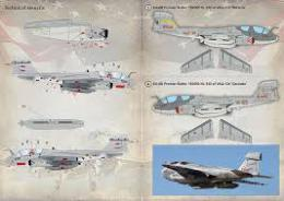 PRINT SCALE 1/72 EA-6B Prowler Part 2 (wet decals)