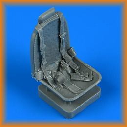 QUICKBOOST 1/32 A-1 Skyraider seat with safety belts for TRU