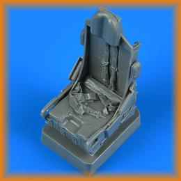 QUICKBOOST 1/32 F-100 Super Sabre ejection seat w/ saf.belts