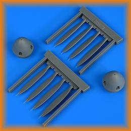 QUICKBOOST 1/48 Do 217N-1 propellers for ICM