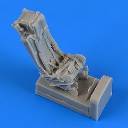 QUICKBOOST 1/72 Swift FR.5 ejection seat with safety belts