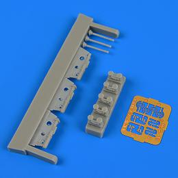 QUICKBOOST 1/72 Heinkel He 111P-2 gun barrels for AIRFIX