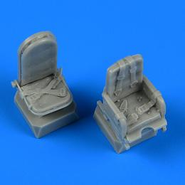 QUICKBOOST 1/72 Ju 52 seats with safety belts for ITAL