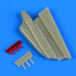 QUICKBOOST 1/72 F-14A/B Tomcat chin pod -early v. for HAS