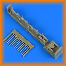 QUICKBOOST 1/72 B-17 Mk.III gun barrels for AIRFIX