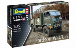 REVELL  1/35  Fordson W.O.T. 6