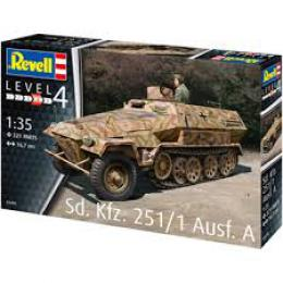 REVELL 1/35 SD.Kfz. 251/1 Ausf.A