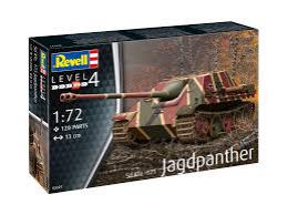 REVELL  1/72 Jagdpanther Sd.Kfz.173