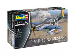 REVELL 1/32 P-51D-15 Mustang Late