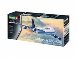 REVELL 1/144 Airbus A380-800 Lufthansa New Livery