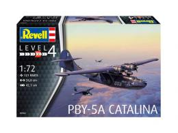 REVELL 1/72  PBY-5A Catalina