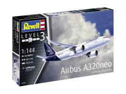 REVELL 1/144 Airbus A320neo Luft