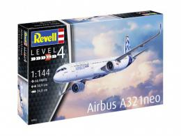 REVELL 1/144 Airbus A321neo