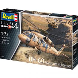 REVELL 1/72 UH-60 Transport Helic