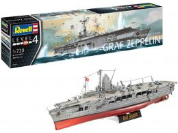 REVELL 1/720 German Air Carrier Graf Zeppelin