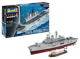 REVELL 1/700 HMS Invincible (Falkland War)