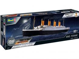 REVELL 1/600 RMS Titanic Easy Click
