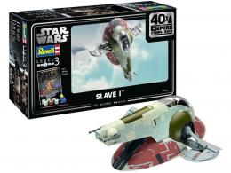 REVELL 1/88 Star Wars Slave I Gift Set - (The Empire Strikes Back 40th Anniversary)