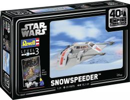 REVELL 1/29 Star Wars Snowspeeder (The Empire Strikes Back 40th Anniversary)