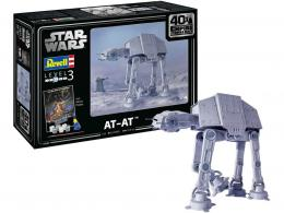 REVELL 1/53 Star Wars AT-AT (The Empire Strikes Back 40th Anniversary)
