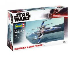 REVELL 1/50 Resistance X- Wings Fighter
