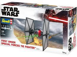 REVELL 1/35 Special Forces Tie Fighter