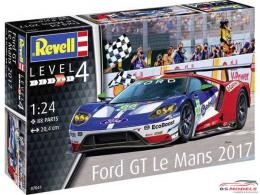 REVELL 1/24 Ford GT - Le Mans